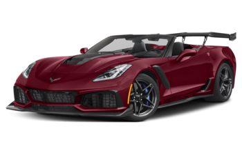 2019 Chevrolet Corvette - Long Beach Red Metallic Tintcoat