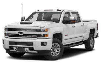 2019 Chevrolet Silverado 3500HD - Summit White