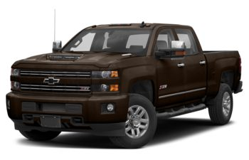 2019 Chevrolet Silverado 3500HD - Havana Brown Metallic