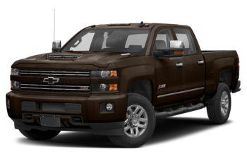 2019 Chevrolet Silverado 3500HD - Havana Brown Metallic