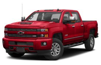 2019 Chevrolet Silverado 3500HD - Red Hot