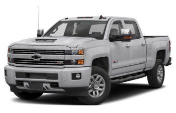 2019 Chevrolet Silverado 3500HD - Silver Ice Metallic