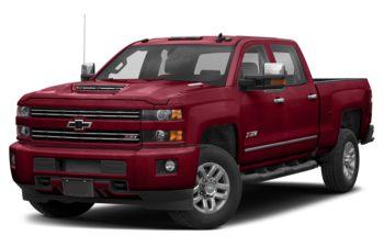 2019 Chevrolet Silverado 3500HD - Cajun Red Tintcoat