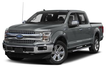 2020 Ford F-150 - Abyss Grey