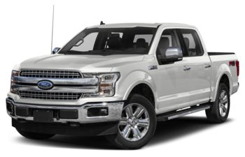 2020 Ford F-150 - Oxford White
