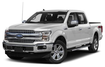 2020 Ford F-150 - Star White Tri-Coat