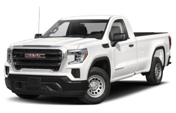 2019 GMC Sierra 1500 - Summit White