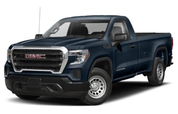 2019 GMC Sierra 1500 - Pacific Blue Metallic