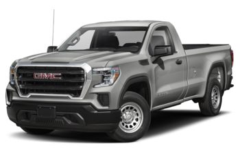 2019 GMC Sierra 1500 - Quicksilver Metallic