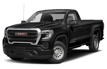 2019 GMC Sierra 1500 - Onyx Black
