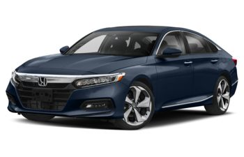 2020 Honda Accord - Obsidian Blue Pearl