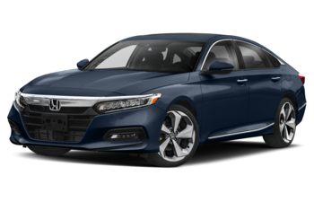 2019 Honda Accord - Obsidian Blue Pearl
