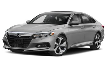 2020 Honda Accord - Lunar Silver Metallic
