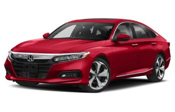 2020 Honda Accord - Radiant Red Metallic