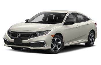 2021 Honda Civic Hatchback - N/A