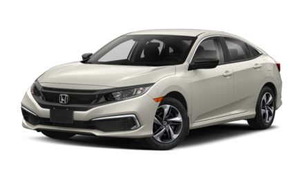 2020 Honda Civic DX