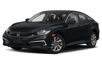 2020 Honda Civic - Cosmic Blue Metallic