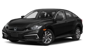 2019 Honda Civic - Cosmic Blue Metallic