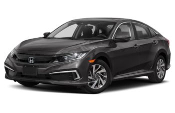 2019 Honda Civic - Modern Steel Metallic