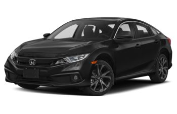 2019 Honda Civic - Crystal Black Pearl