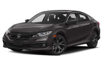 2021 Honda Civic - Modern Steel Metallic