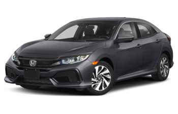 2019 Honda Civic Hatchback - Polished Metal Metallic