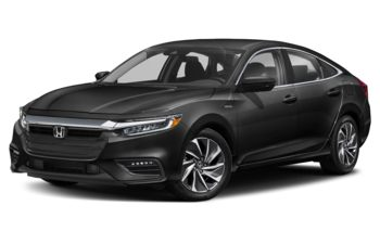 2019 Honda Insight - White Orchid Pearl