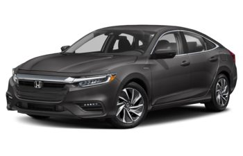 2020 Honda Insight - Modern Steel Metallic