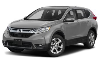2019 Honda CR-V - Lunar Silver Metallic