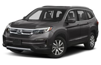 2021 Honda Pilot - Modern Steel Metallic