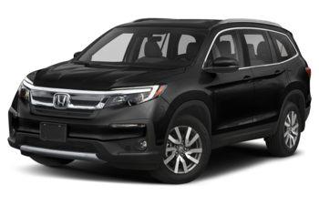2021 Honda Pilot - Crystal Black Pearl