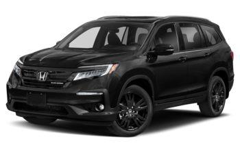 2020 Honda Pilot - Crystal Black Pearl