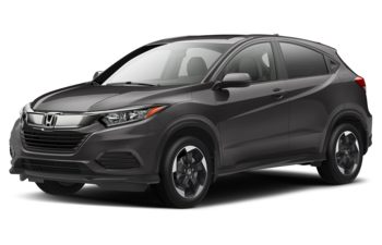 2019 Honda HR-V - Modern Steel Metallic