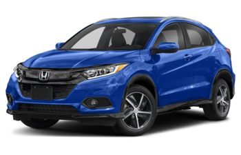 2019 Honda HR-V - Aegean Blue Metallic