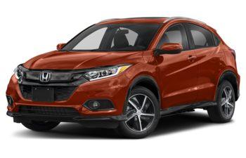 2019 Honda HR-V - Orange Burst Metallic