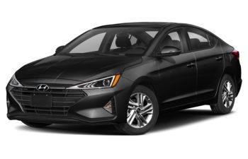 2020 Hyundai Elantra - Space Black