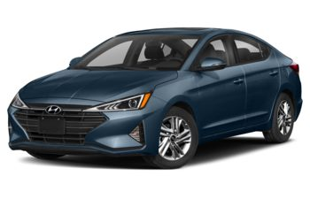 2020 Hyundai Elantra - The Denim