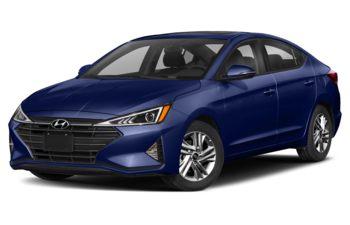 2019 Hyundai Elantra - Iron Grey Pearl