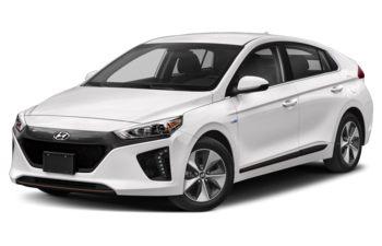 2019 Hyundai Ioniq EV - Polar White