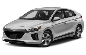 2019 Hyundai Ioniq EV - Platinum Silver Metallic