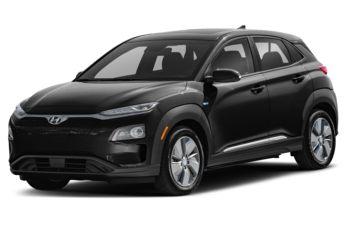 2019 Hyundai Kona EV - Phantom Black Pearl