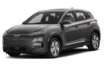 2019 Hyundai Kona EV - Galactic Grey Pearl