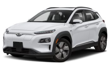 2019 Hyundai Kona EV - Chalk White Metallic