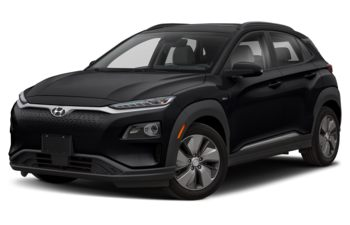 2020 Hyundai Kona EV - Phantom Black