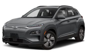 2019 Hyundai Kona EV - Lake Silver Mica