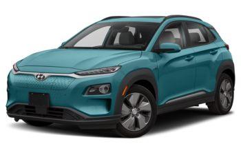 2021 Hyundai Kona EV - Ceramic Blue