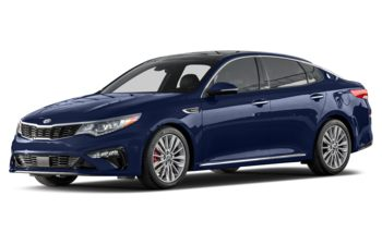 2019 Kia Optima - Lightning Blue Metallic