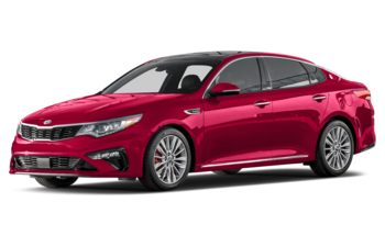 2019 Kia Optima - Passion Red Metallic
