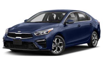 2020 Kia Forte - Hyper Blue