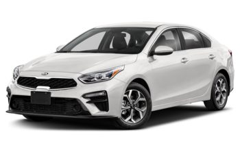 2020 Kia Forte - Radiant Red